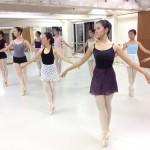 クラシックバレエ ジュニアクラス